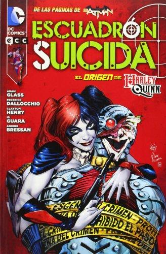 9788415748380: Escuadrón Suicida: El origen de Harley Quinn