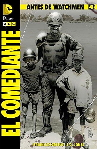 9788415748892: Antes de Watchmen: El Comediante 04