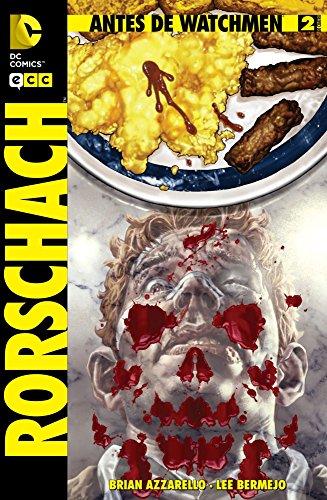 9788415748922: Antes de Watchmen: Rorschach núm. 02