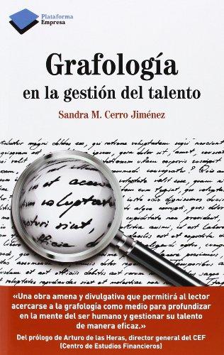 9788415750734: Grafología en la gestión del talento