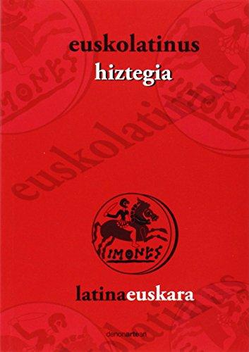 9788415756446: Euskolatinus Hiztegia - 9788415756446