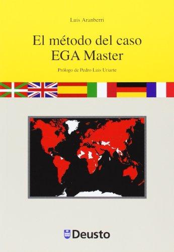9788415759188: El método del caso EGA Master (Economía)