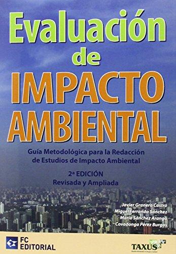 9788415781417: EVALUACION DEL IMPACTO AMBIENTAL 2ED