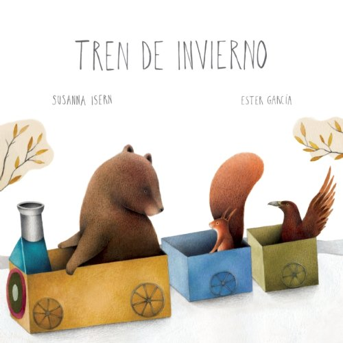 9788415784807: Tren de invierno (Spanish Edition)