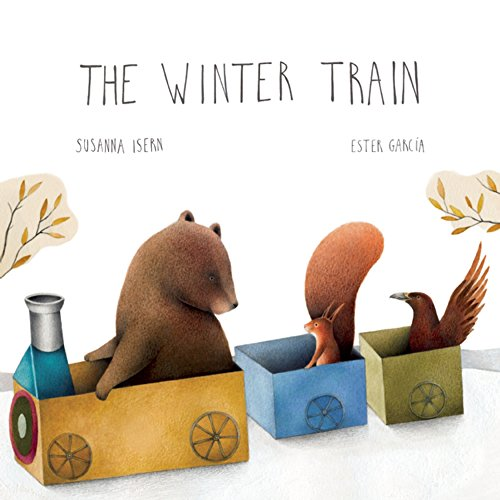 9788415784845: The Winter Train