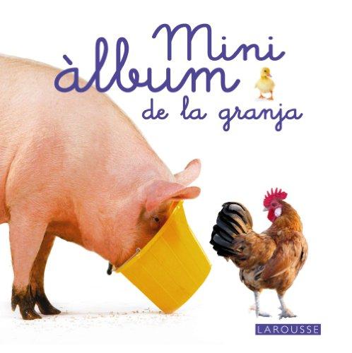 9788415785491: Mini àlbum Larousse de la granja (Català)