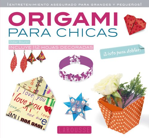 9788415785699: Origami para chicas / Origami for Girls (Spanish Edition)