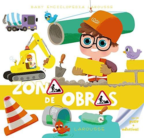 9788415785934: Zona de obras / Work zone (Baby Enciclopedia) (Spanish Edition)
