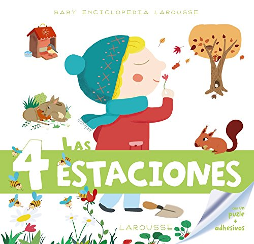 Las 4 estaciones / The 4 Seasons: Sylvie Baussier