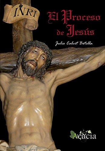9788415787372: El proceso de Jesús