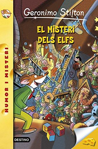 9788415790242: El Misteri Dels Elfs (GERONIMO STILTON. ELS GROCS)