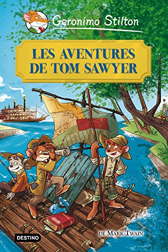 9788415790945: Les aventures de Tom Sawyer (GERONIMO STILTON)
