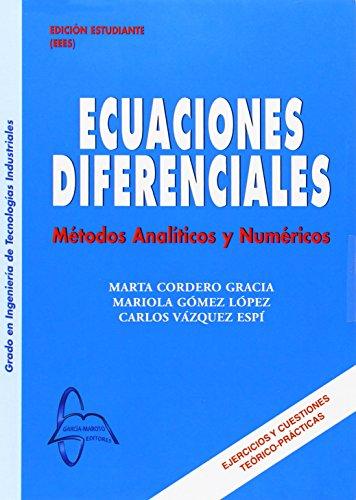9788415793014: ECUACIONES DIFERENCIALES