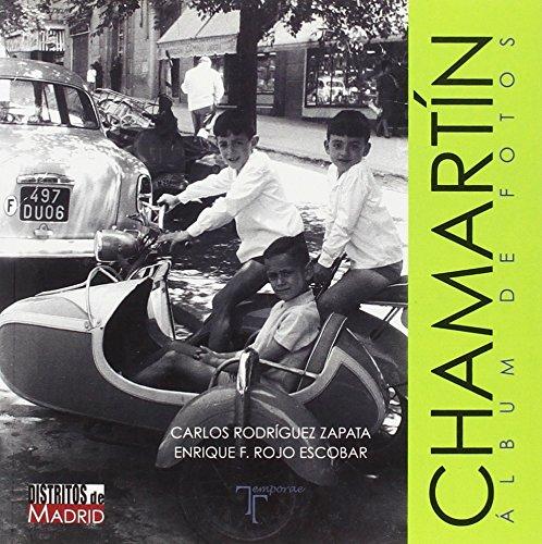 9788415801344: Chamartín, album de fotos