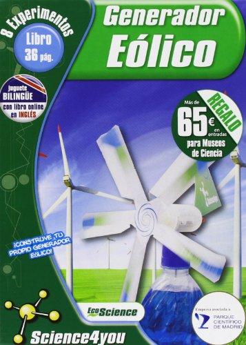 9788415811428: Generador eolico