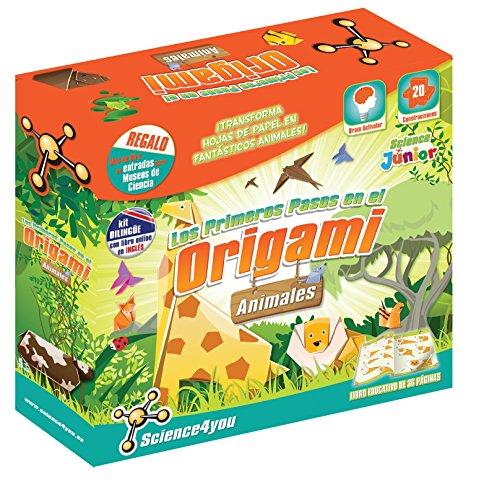 9788415811497: Los primeros pasos en el origami