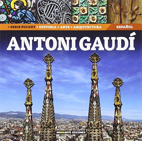 antoni gaudi historia arte y serie edicion pocket