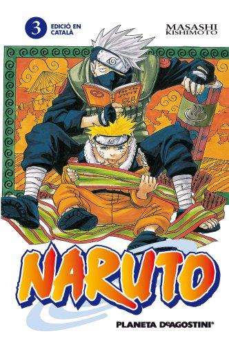 9788415821083: Naruto Català nº03