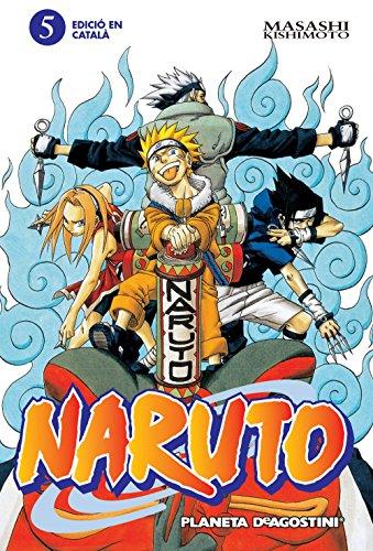9788415821106: Naruto Catal n 05