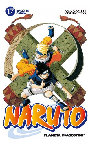 9788415821229: Naruto Català nº 17/72