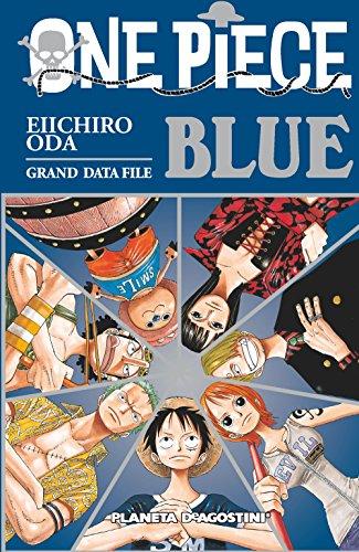 9788415821618: One Piece Guía nº 02 Blue (Manga Artbooks)