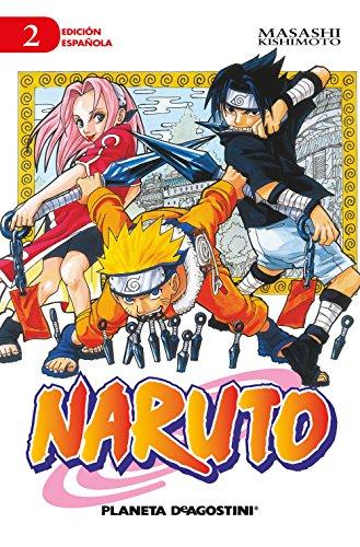 9788415821823: Naruto n 02