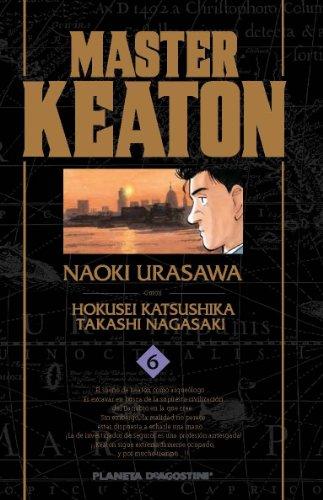 9788415821847: Master Keaton n 06