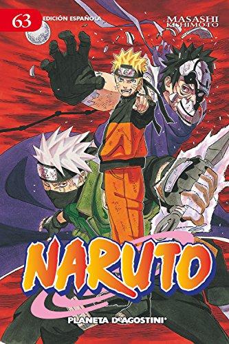 9788415821861: Naruto nº 63/72 (Manga Shonen)