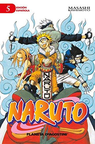 9788415821939: Naruto n 05