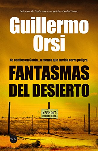 9788415828853: Fantasmas del desierto / Ghosts of the desert