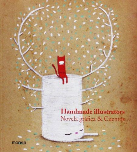 9788415829065: Handmade Illustrators (English and Spanish Edition)