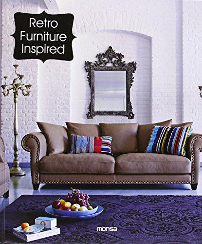 9788415829355: Retro Furniture Inspired
