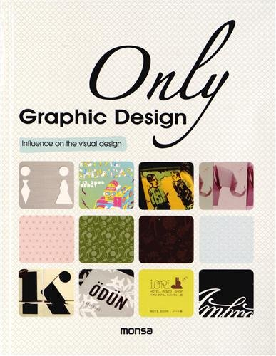 9788415829362: Only Graphic Design