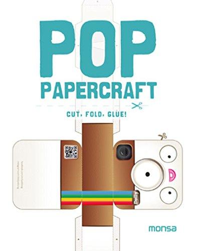 9788415829621: Pop Papercraft