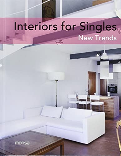 9788415829775: Interiors for singles. New trends