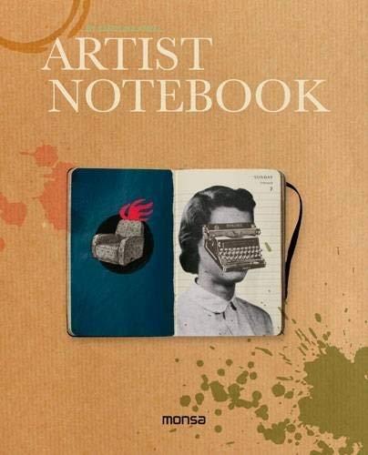 9788415829904: Artist Notebook