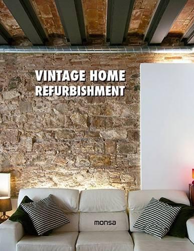 9788415829911: Vintage Home Refurbishment