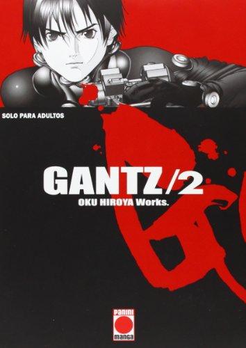 9788415830054: GANTZ 02 (COMIC)(9788415830054)