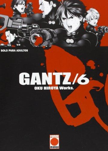 9788415830061: Gantz 6 (Seinen Manga Gantz)
