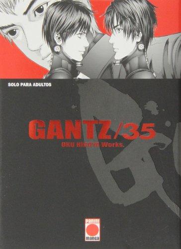 9788415830207: Gantz 35 (Seinen Manga Gantz)