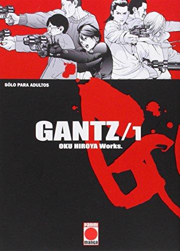 9788415830320: Gantz 01 (Seinen Manga Gantz)