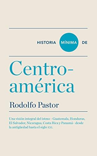 9788415832072: Historia mínima de Centroamérica