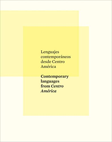 9788415832638: Contemporary Languages from Centro América