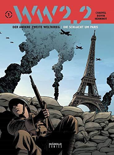 9788415839125: WW 2.2 Band 1: Die Schlacht um Paris