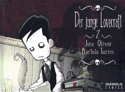 9788415839859: Der junge Lovecraft 2