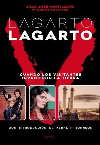 9788415839880: Lagarto Lagarto. Cuando Los Visitantes Invadieron La Tierra