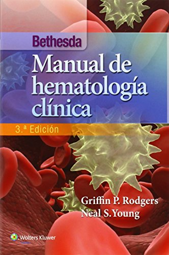 9788415840756: Bethesda. Manual de hematología clínica (Spanish Edition)