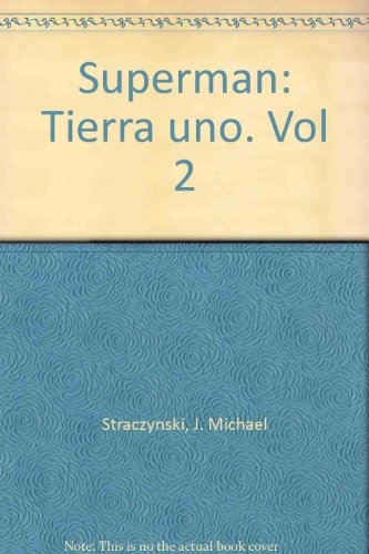 9788415844044: Superman: Tierra uno. Vol 2