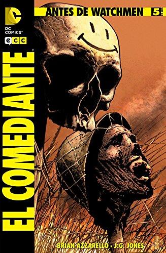 9788415844167: Antes de Watchmen: El comediante núm. 05