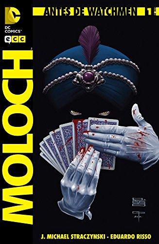 9788415844204: Antes de Watchmen: Moloch 01